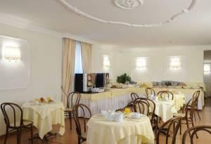 хотел Торино 4* зала за закуска