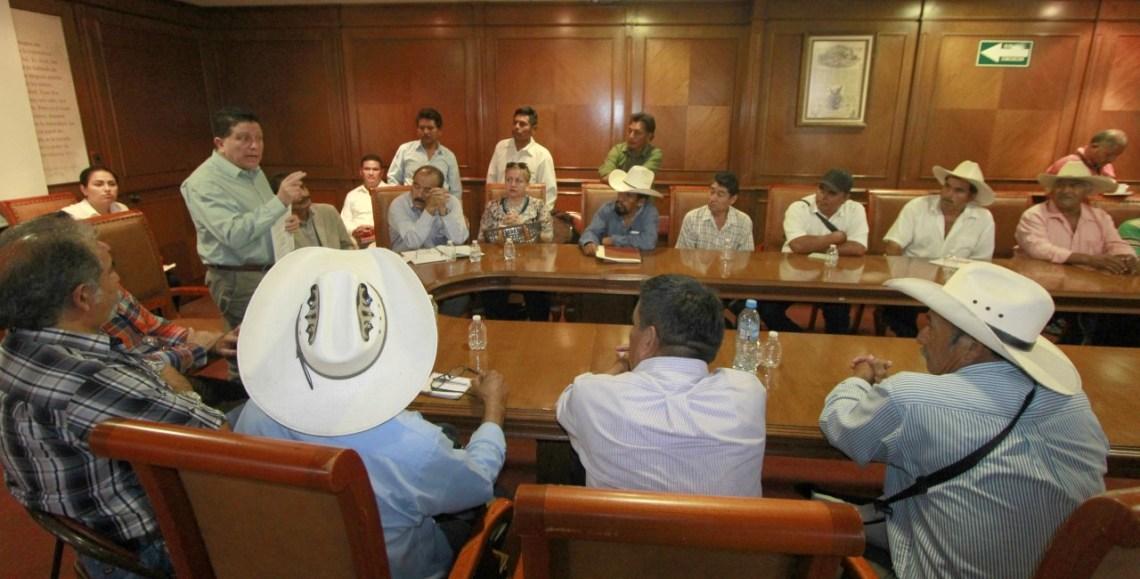Todo el respaldo al municipio de Belisario Domínguez 1