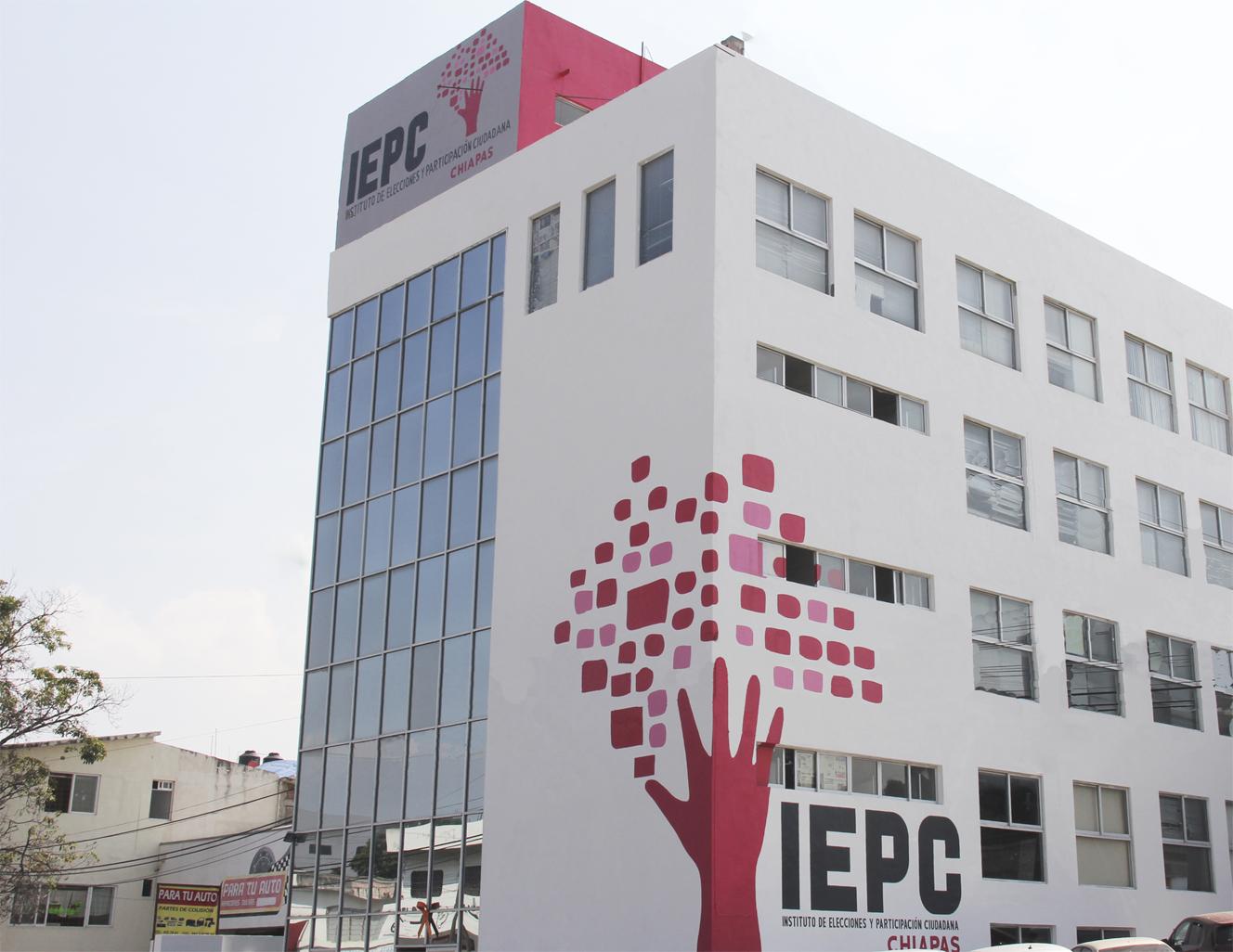 IEPC fachada