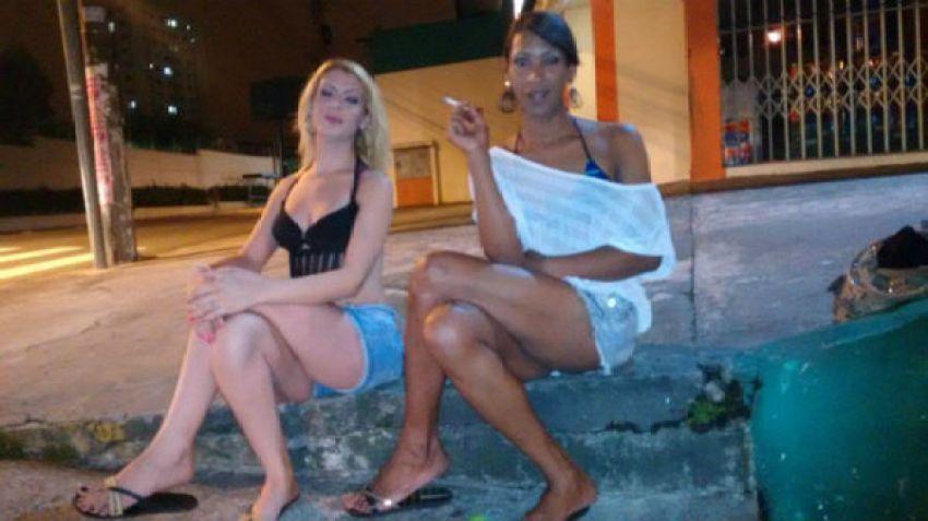 Samira Prado (à esquerda) e Adriana Safira etsão enfrentando dureza pra conquistar o ganha pão - Foto: Luísa Marilac
