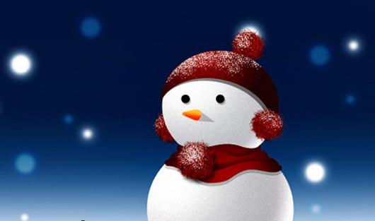 10 Amazing Christmas Photoshop Tutorials AZMIND