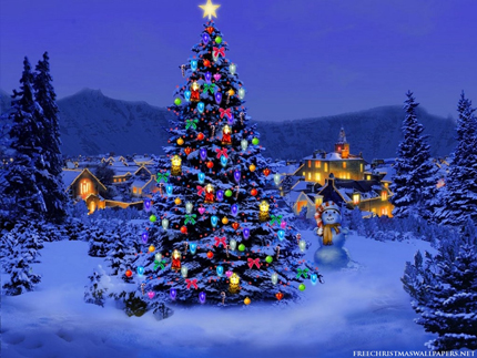 20 Beautiful High Resolution Christmas Wallpapers AZMIND