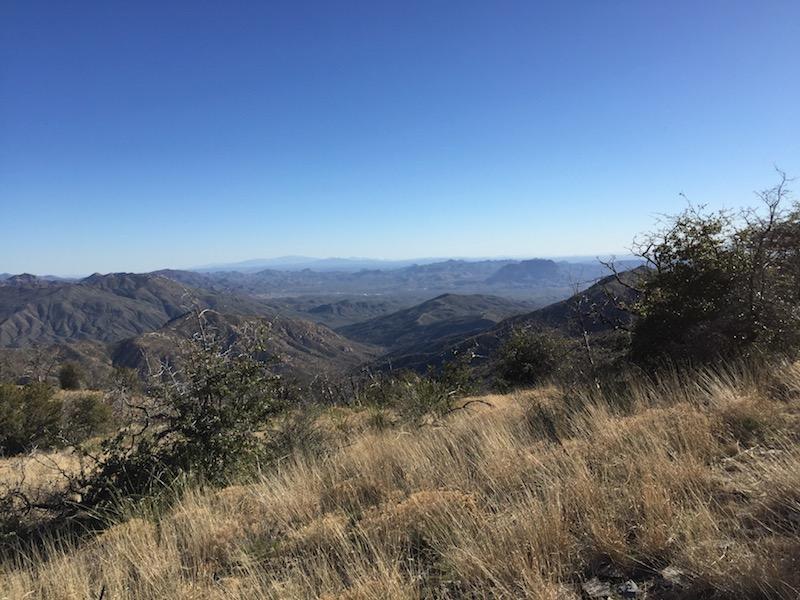 Overlooking Queen Creek 02