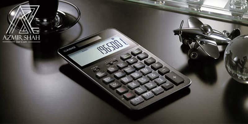 calculator, kalkulator