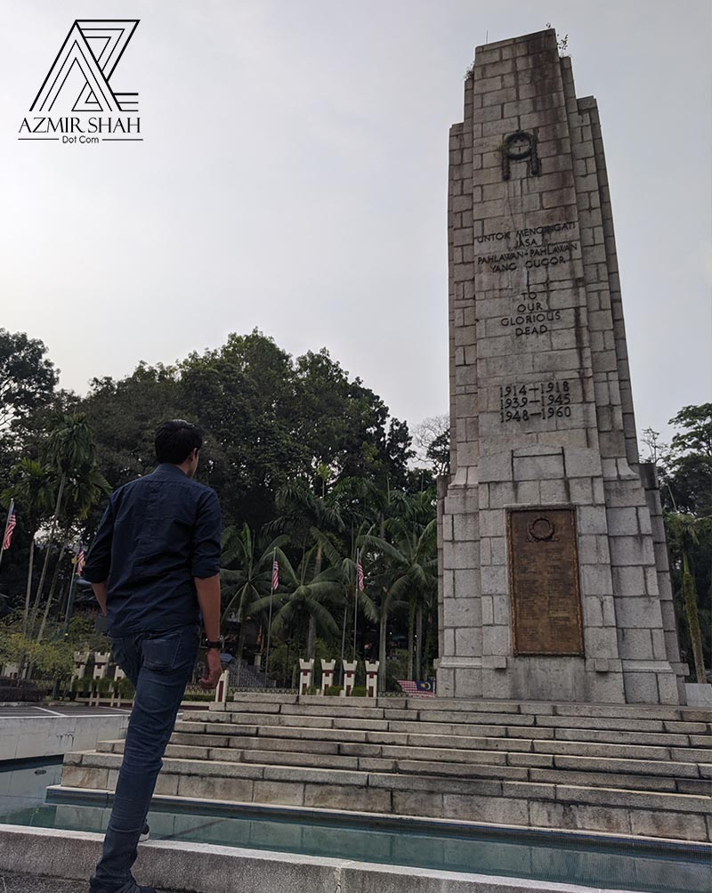 tugu negara, tugu peringatan, to our glorious dead,