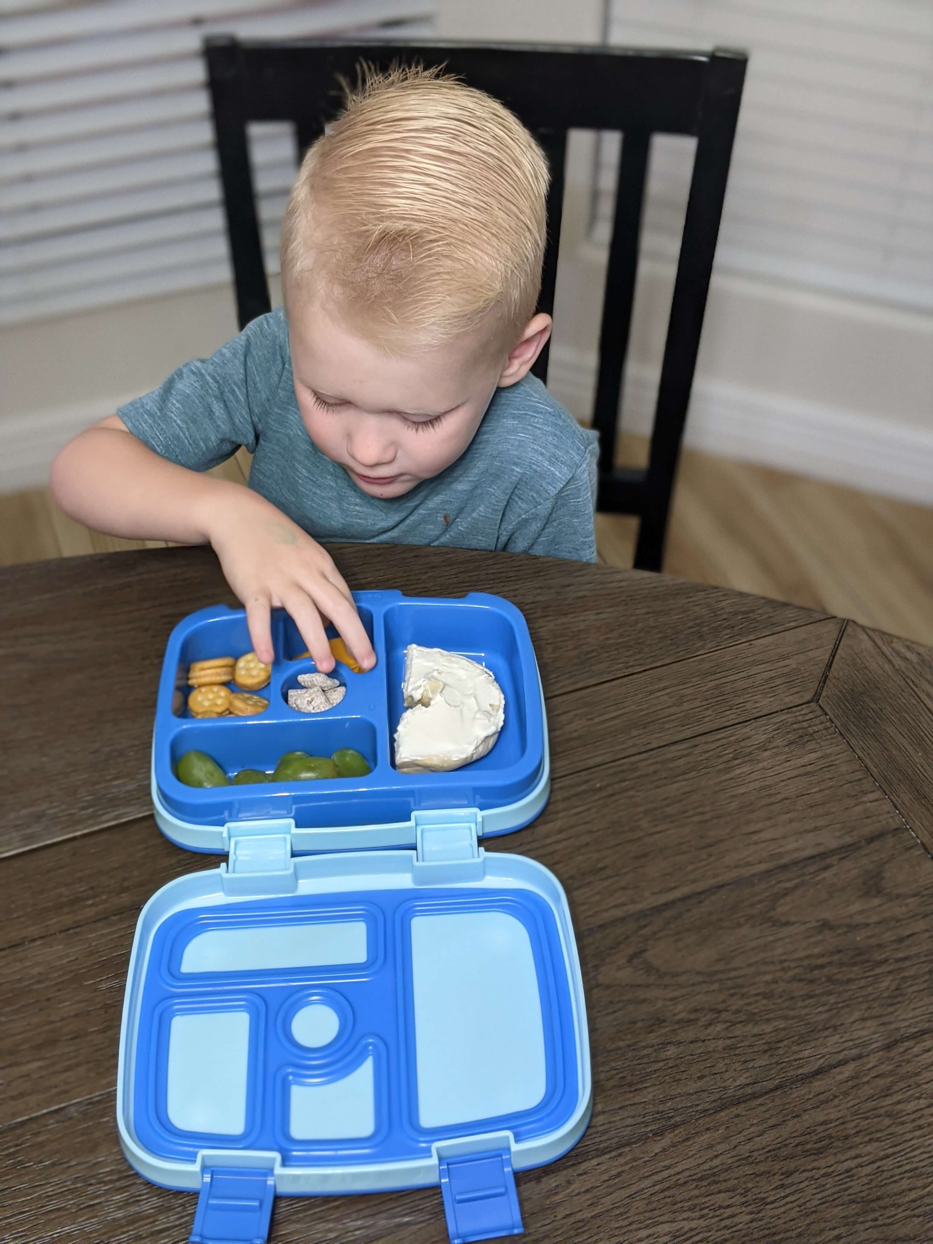 Boy with Bentgo Box