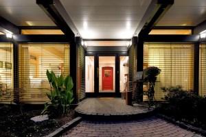 Entrance House Door