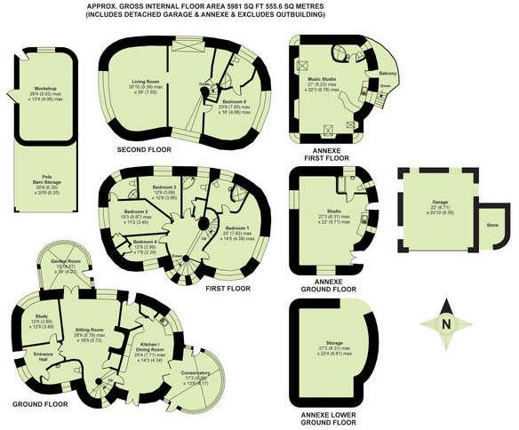 Lovely Cob Home Floor Plans