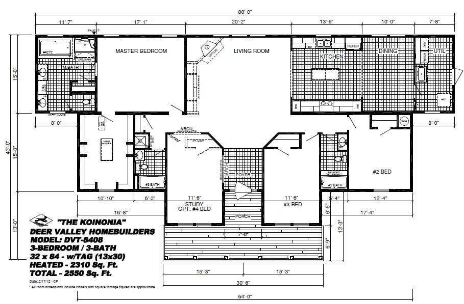 Deer Valley Modular Homes Floor Plans Elegant Deer Valley