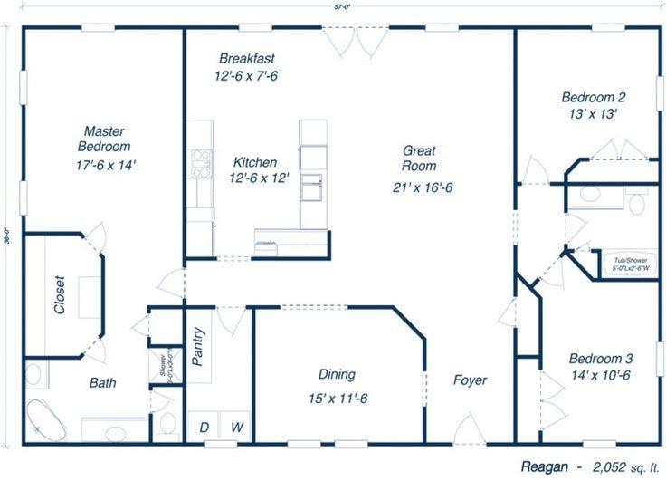 Metal Frame Homes Floor Plans New Best 25 Metal House