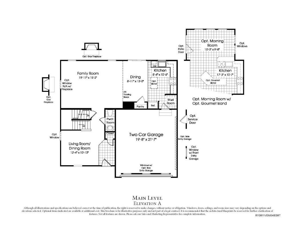 New Ryan Homes Ohio Floor Plans