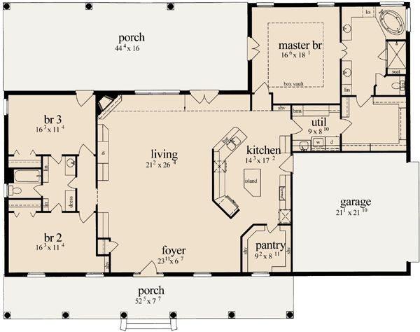 Simple Open Floor Plan Homes Awesome Best 25 Open Floor