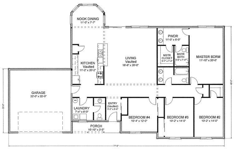 Best Of Stick Built Homes Floor Plans