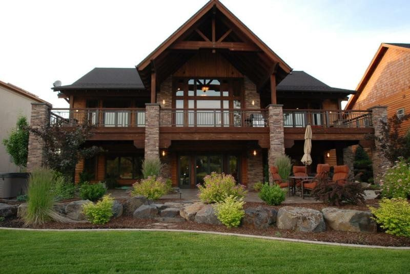 Two Story House Plans With Walkout Basement Beautiful