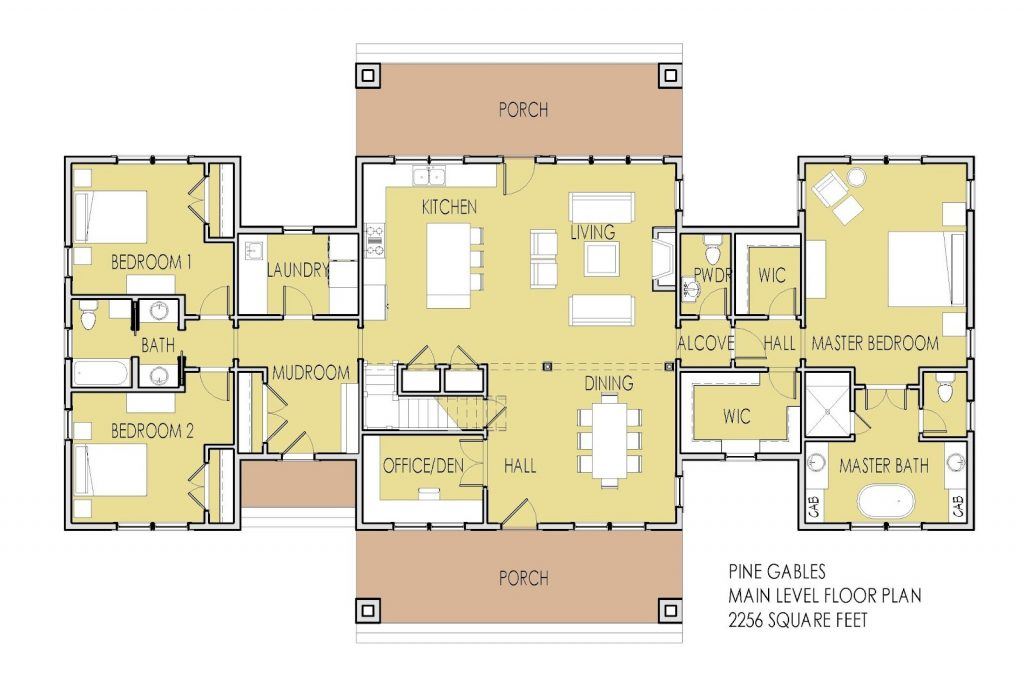 Luxury Ranch Style House Plans With Two Master Suites