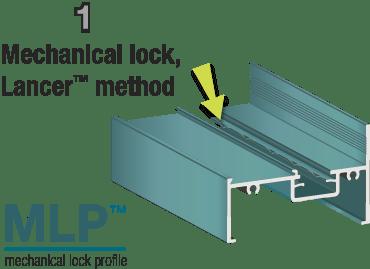 step1 - mechanical lock