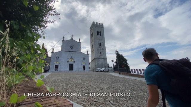 Via Francigena Tappa 28 Lucca Altopascio azonzoconzazzu a zonzo con zazzu Gianluca Stefanelli Toscana Porcari