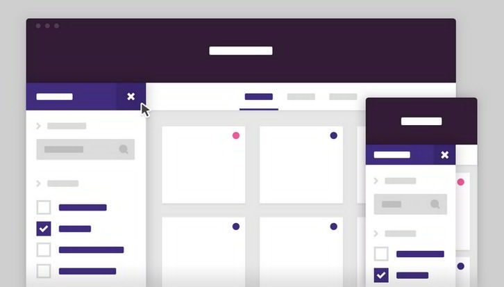 Slide-in Content Filter Powered by CSS and jQuery