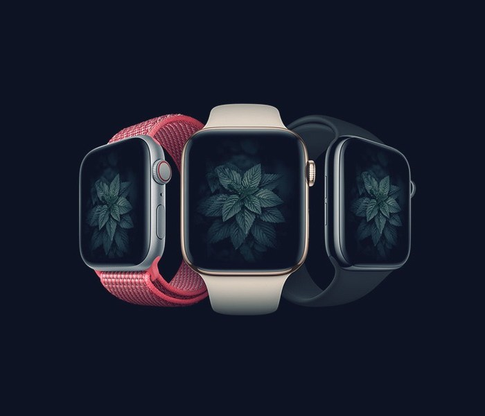 Apple Watch Mockup for Adobe Photoshop