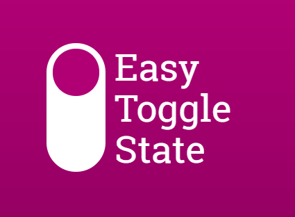 Easy-Toggle-State: A JS Library to toggle state of DOM Element