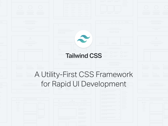 Tailwind CSS: Framework designed for rapid UI development