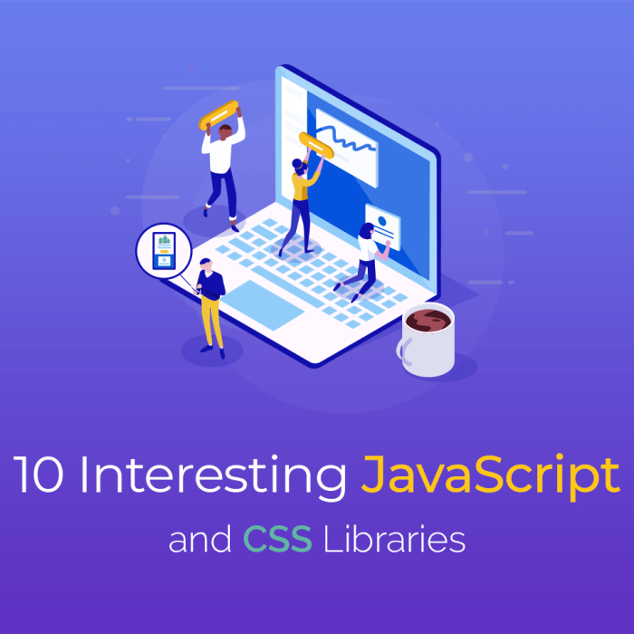 10 Interesting JS & CSS Libraries for February 2019