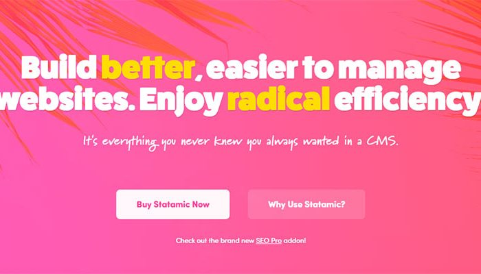 5 Good Flat File CMS Options