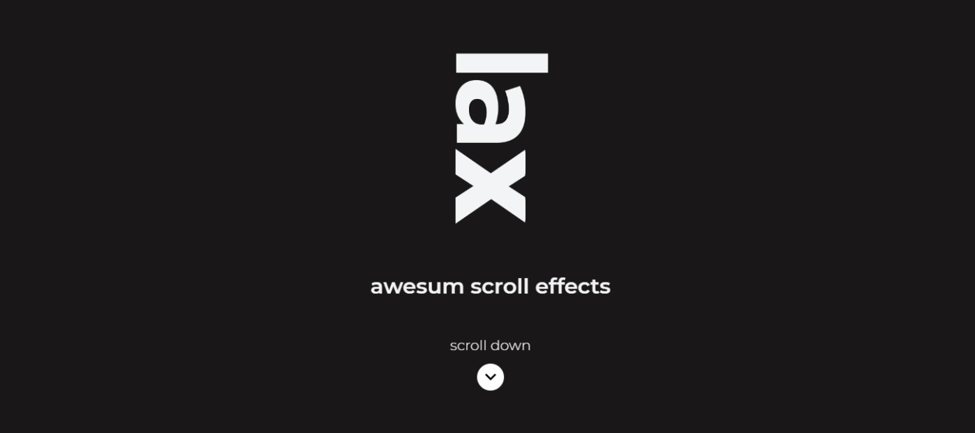 lax.js: Beautiful & Smooth Scroll Effects with JavaScript