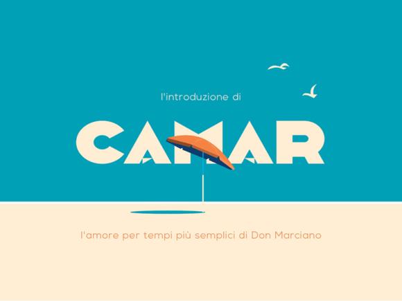 Camar: A Free Vintage Font