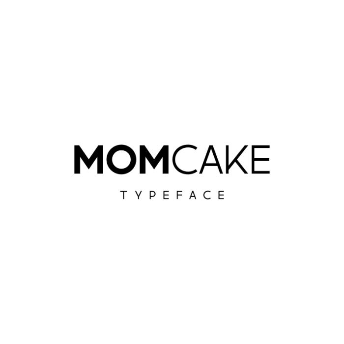 Momcake Sans: A Free Font