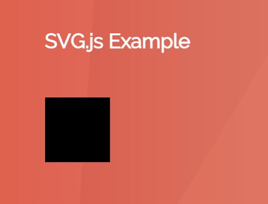 SVG.Js: Easy Creation And Manipulation Of SVG Elements