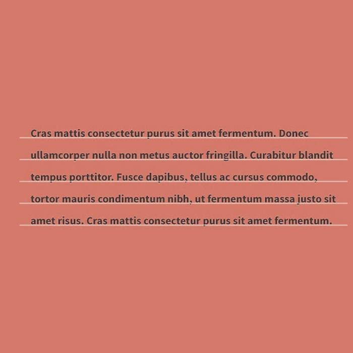 How to Easily Create a Responsive Vertical Rhythm with CSS