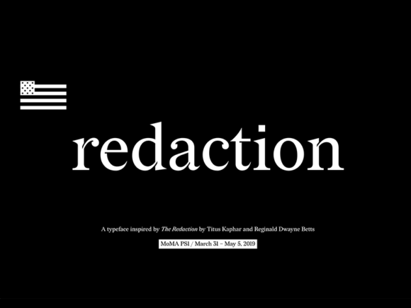 Redaction: Free Serif Font in 21 Styles