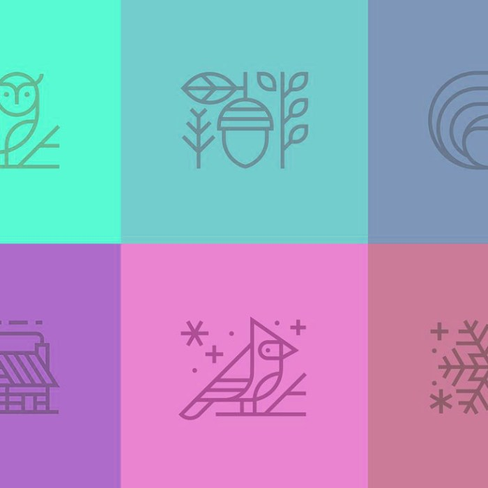 Key Trends in Icon Design in 2020