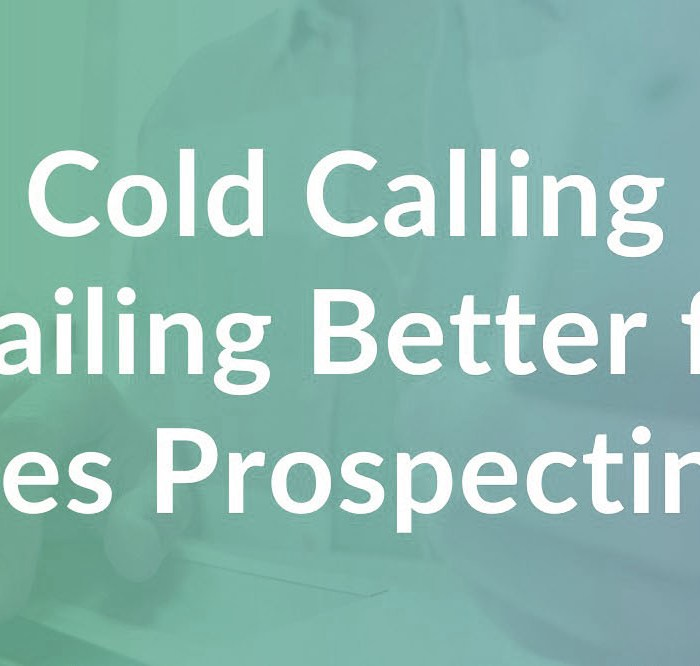 Is Cold Calling or Emailing Better for Sales Prospecting?