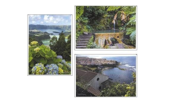 Sete Cidade, Maia, Caldeira Velha Azores Blank Note Cards