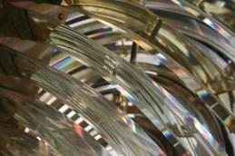 Schutzgehäuse für die Lampen; Foto: Theresa Mory