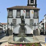 Rathaus von Ponta Delgada; Foto: Roman Martin