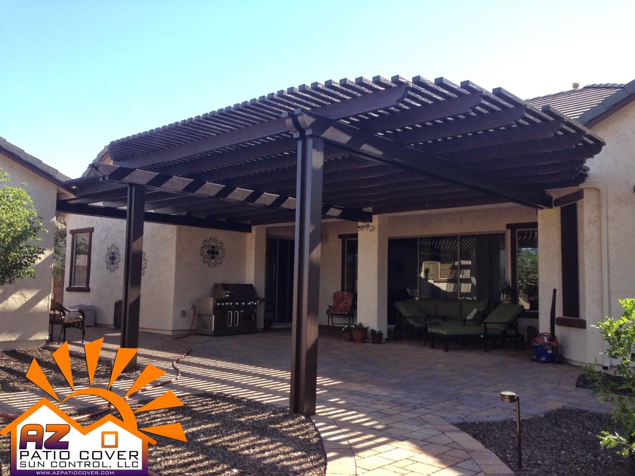 Patio Covers - AZ Patio Cover Sun Control, LLC on Backyard Patio Cover  id=94130
