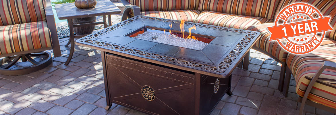 az patio heaters and replacement parts
