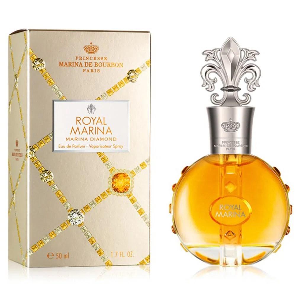 Perfume Royal Marina Diamond By Marina De Bourbon Eau de Parfum - AZPerfumes