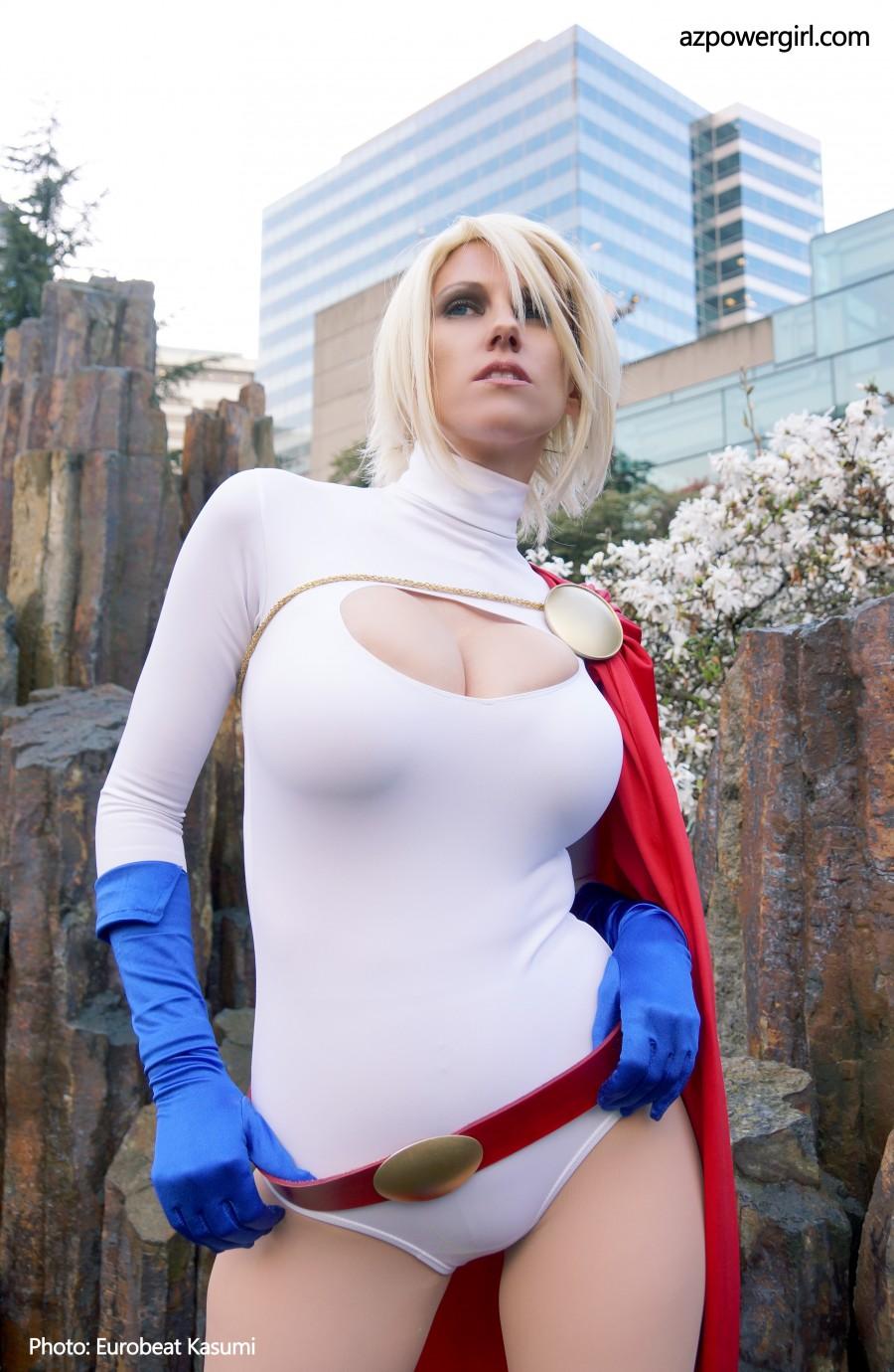 Cara nicole power girl cosplay nude taste