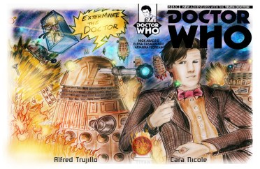 Doctor Who lr
