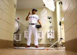 MLB: Texas Rangers-Photo Day