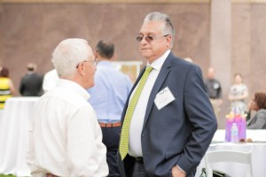 AZPTAC Procurement Specialist, Bob Mucci and AZPTAC Program Manager, Danny Ayala
