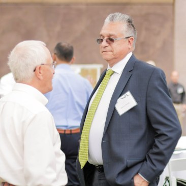 AZPTAC Procurement Specialist, Bob Mucci and AZPTAC Program Manager, Danny Ayala
