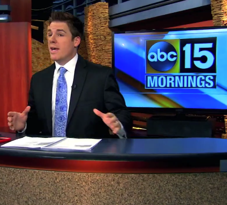 "ABC 15 News Image Promo (""GMA Combo"")"