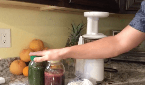 Dr. Mowery's Juice Fast Day 2 Video
