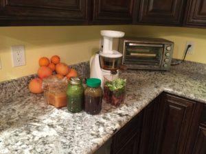 Naturopathic Doctor Mesa AZ Juice Fast Day 5