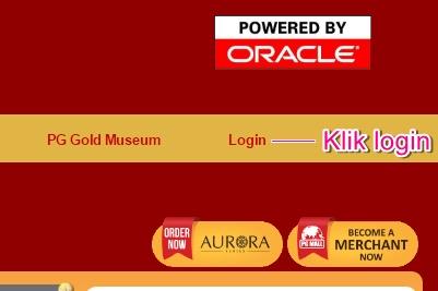 login-akaun-public-gold